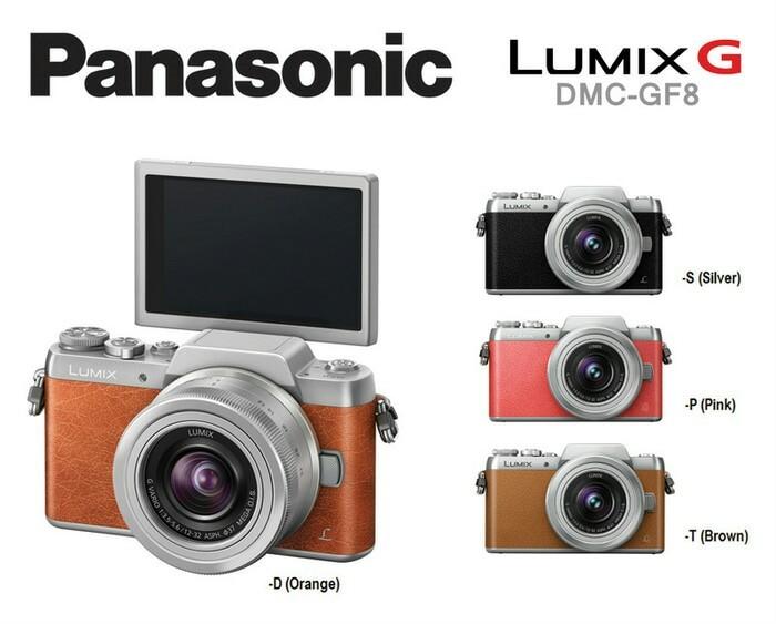 harga Panasonic lumix dmc-gf8 / lumix gf8 Tokopedia.com