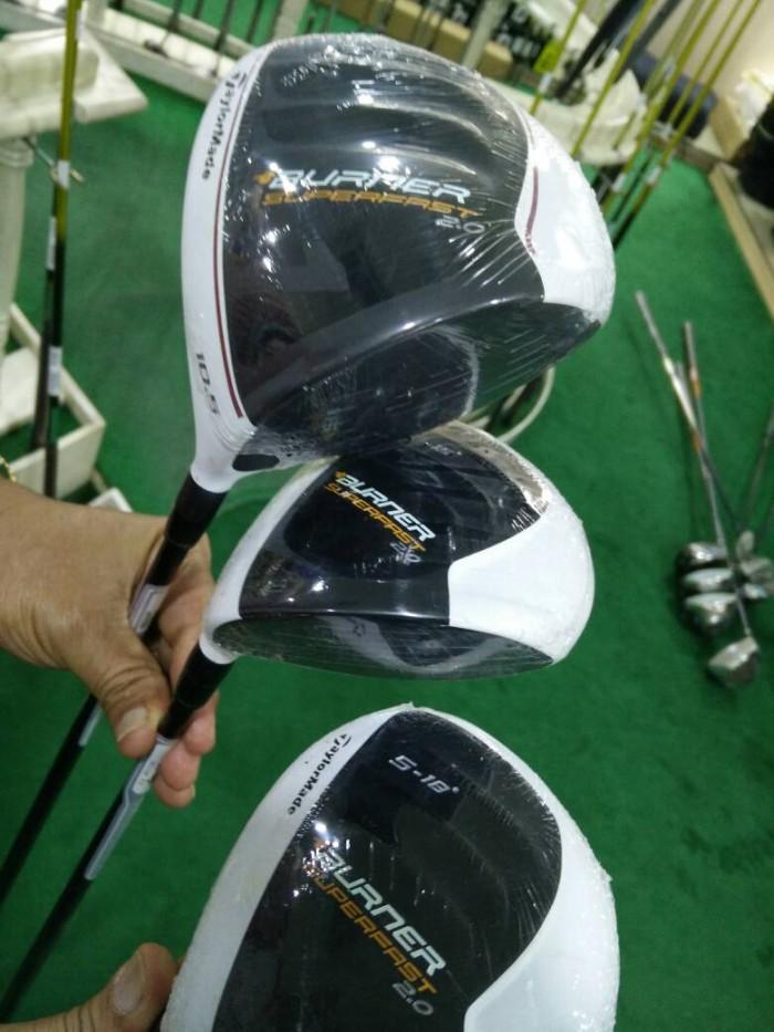 harga Golf set driver 1-3-5 taylormade burner superfast 2.0 shaft regular Tokopedia.com