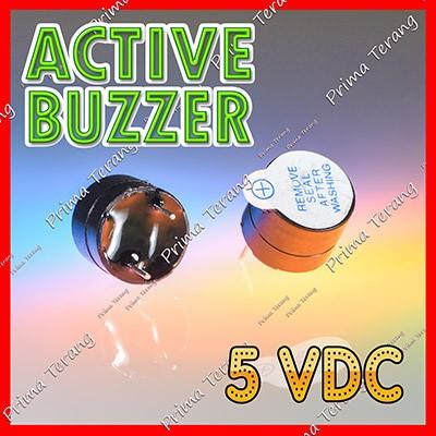 Foto Produk Active Buzzer Aktif 5V Speaker Alarm Sound Arduino dari Prima Terang