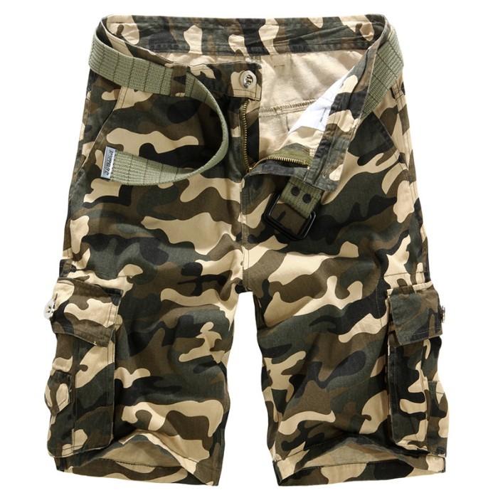 harga Celana pendek kargo army krem premium / pdl / gunung / jogger short Tokopedia.com