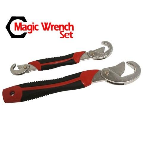 harga Multifunction magic wrench / kunci pas - black/red Tokopedia.com