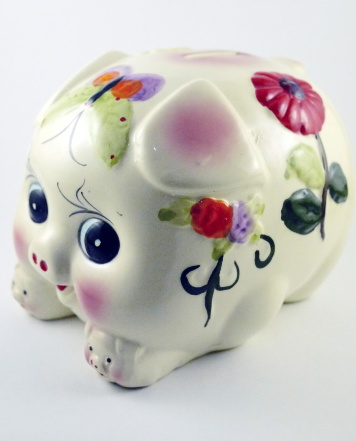 harga Celengan babi putih piggy bank besar Tokopedia.com