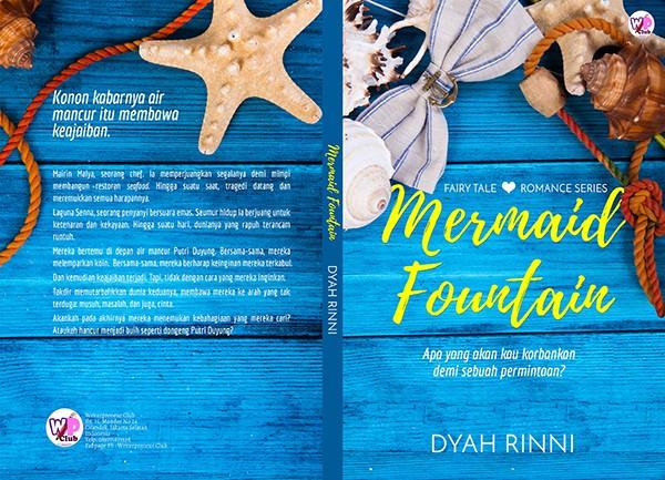 Foto Produk Mermaid Fountain dari MiliSae