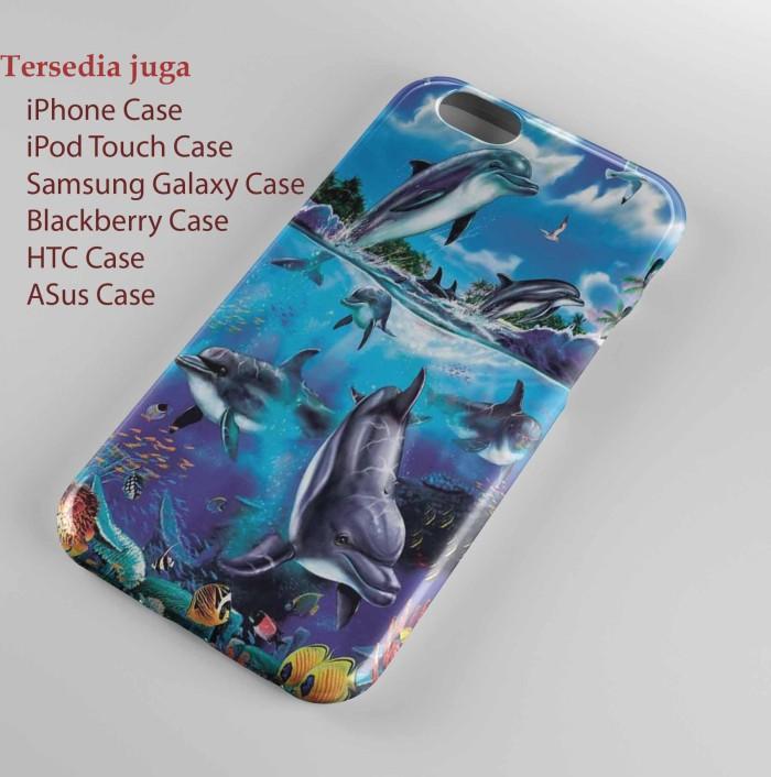 ... harga Dolphin cross stitch hard case iphone case dan semua hp  Tokopedia.com 2f555a8085