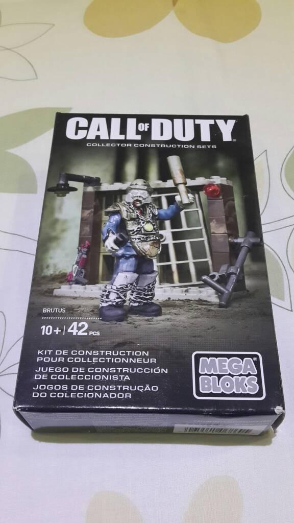 harga Mega bloks collector series _ call of duty cod _ brutus Tokopedia.com