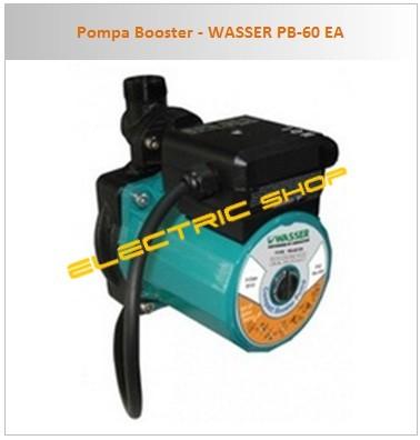 harga Pompa booster - wasser pb-60 ea Tokopedia.com