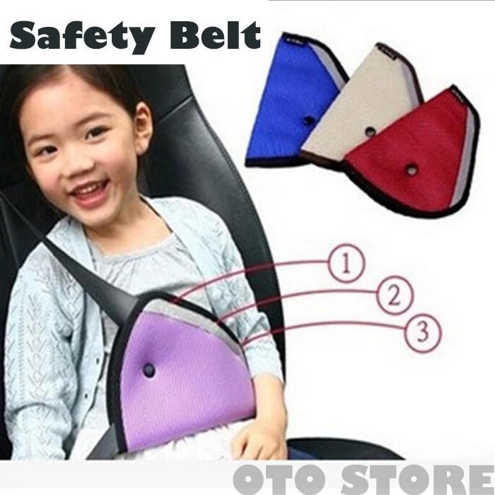 Penahan sabuk mobil anak penahan/ pengikat car seat safety belt