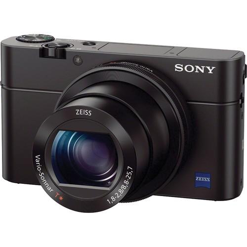 harga Sony dsc rx100 mark iii hitam kamera pocket + memory sd 8gb Tokopedia.com