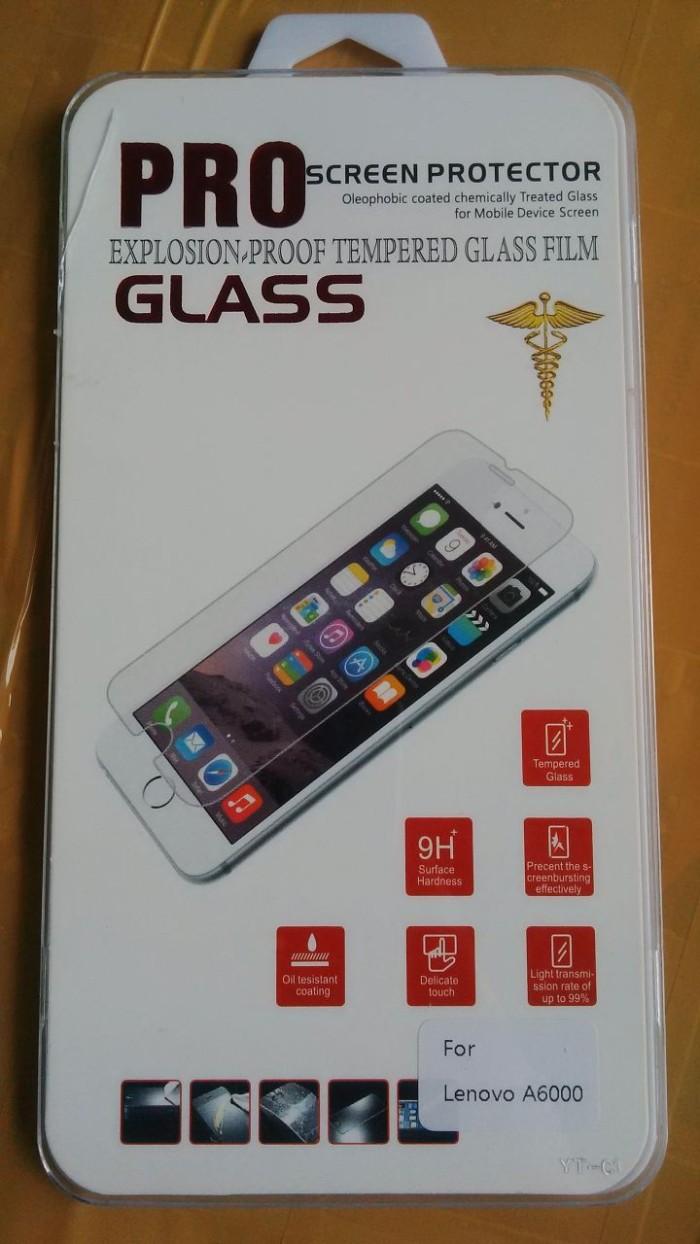 Lenovo a6000 tempered glass anti gores screen protector