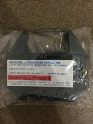 harga Pita printer maverick, pita encoder micr maverick, pita printer giro Tokopedia.com