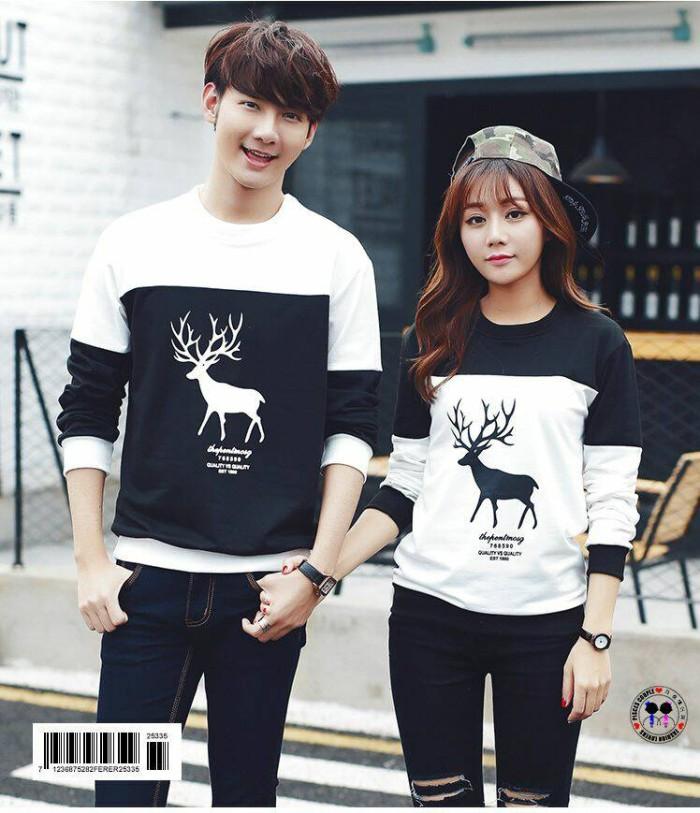 KAOS COUPLE | KAOS PASANGAN | KEMEJA | JAKET | DRESS | FASHION | KOREA