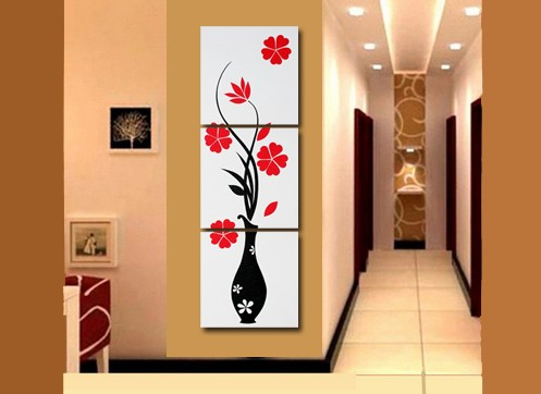 harga Lukisan interior rumah minimalis Tokopedia.com