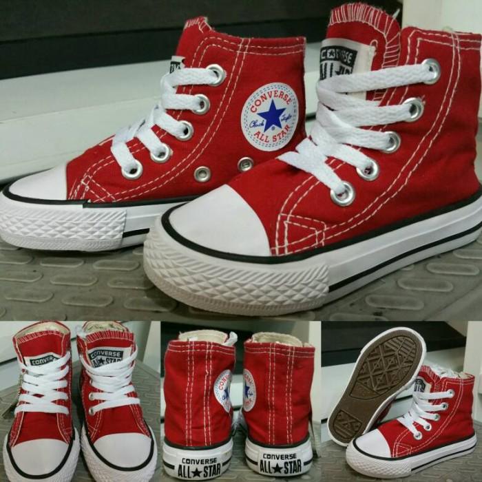 Sepatu Anak Converse Allstar High - Daftar Harga Terlengkap Indonesia 52c75fdceb
