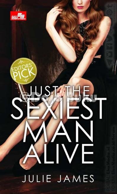 harga Cr: just the sexiest man alive (editor`s pick) julie james Tokopedia.com