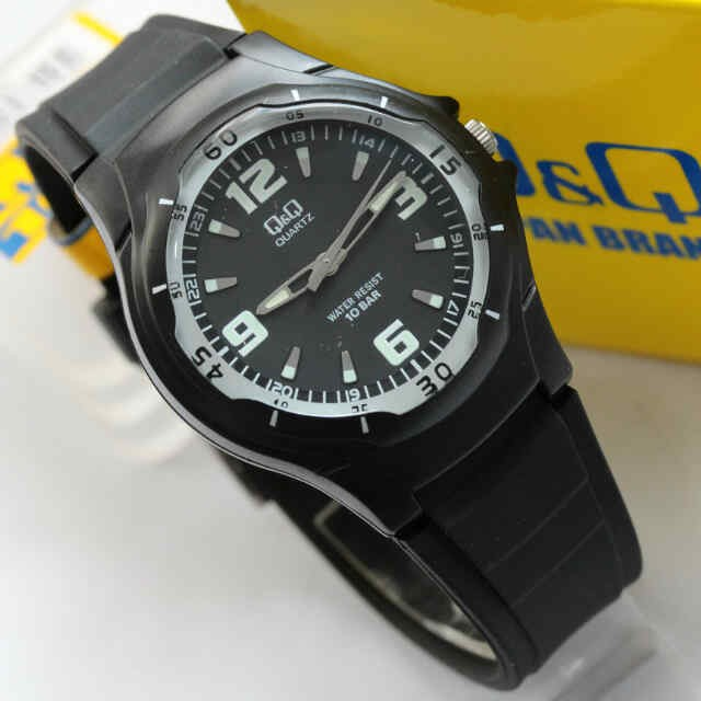Jual JAM TANGAN Q Q VP58 anti air qq vp-58 analog termurah original ... 1ff6e7892c