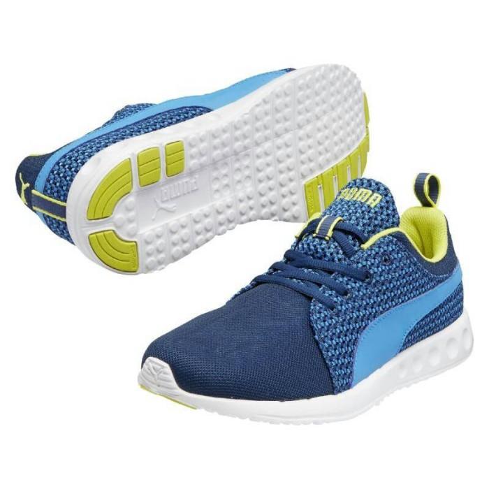 sélection premium d888f 5f601 Jual Puma Carson Runner Knit ORIGINAL - Kab. Sukabumi - ifung shop center    Tokopedia