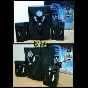 Speaker Aktif - Advance M10 *bluetooth connection