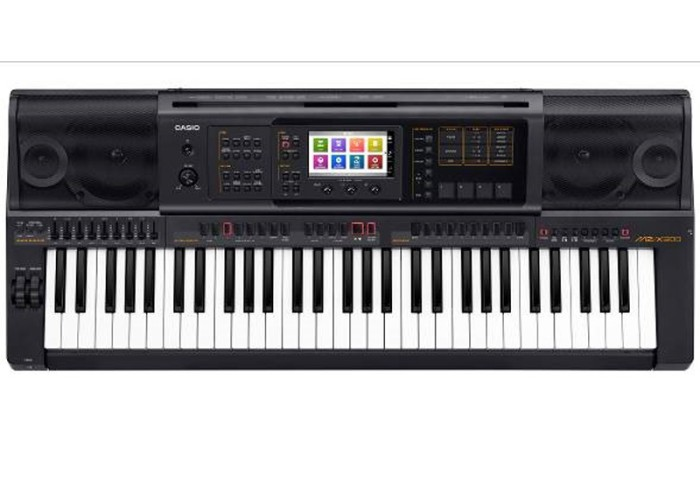 harga Keyboard casio mz-x300 / mz x300 / mzx300 / mz-x 300 Tokopedia.com