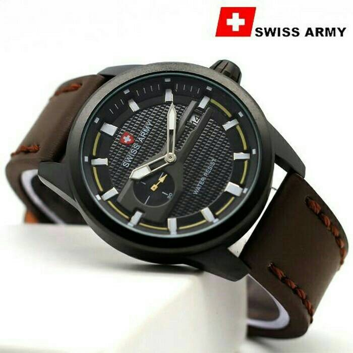 Foto Produk Jam Tangan Pria Swiss Army Special Chrono Detik dari JM FASHION ARLOJI