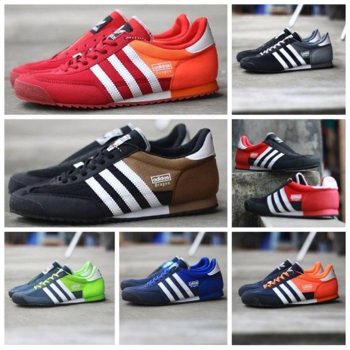 harga Sepatu Adidas Dragon Man (39 - 43) - Sneakers Cowok - Master Blanja.com