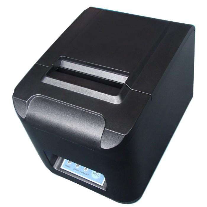 harga Printer pos thermal receipt printer 80mm - 8320-ii - black Tokopedia.com