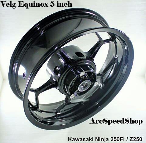 harga Velg 5inch equinox ninja 250 fi / z250 (only rear) Tokopedia.com
