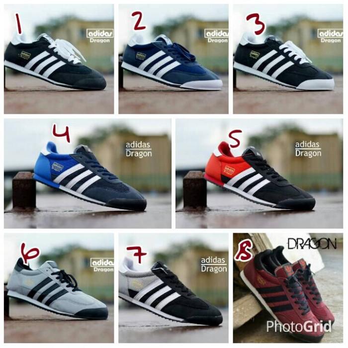 harga Best seller sepatu casual pria !! adidas dragon murah Tokopedia.com