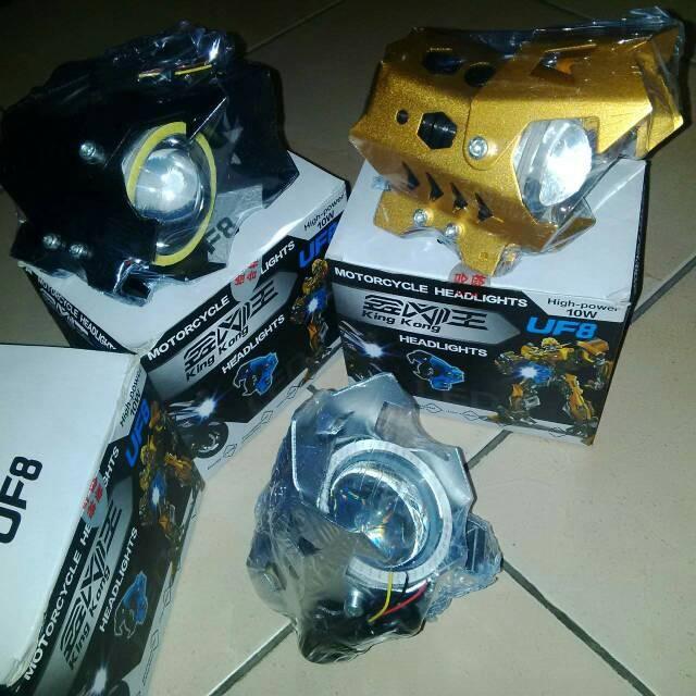 Lampu Tembak U8 Robot