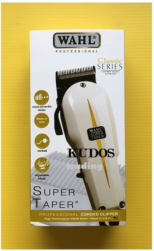 Wahl Corded Clipper Super Taper Single Pack USA