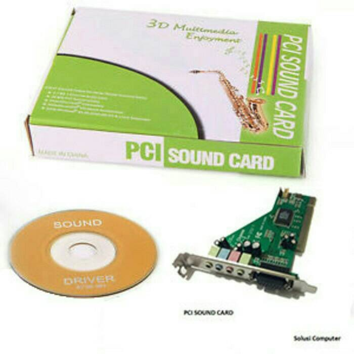 harga Pci Sound Card Tokopedia.com