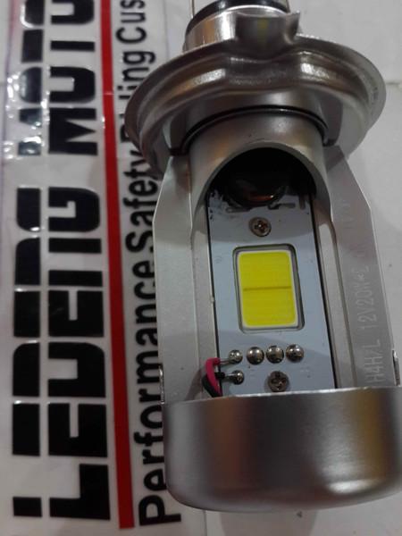 Moto LED H4 HS1 40watt 12volt 4000 Lumens PnP Mobil Motor Terang