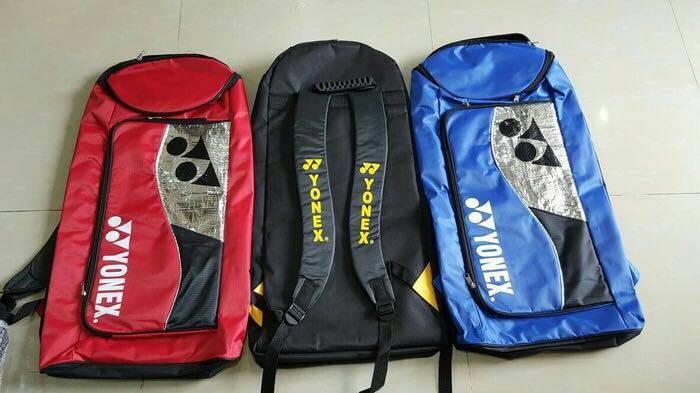 harga Tas ransel badminton backpack raket yonex Tokopedia.com