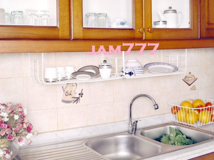 harga Rak piring gelas gantung u modelline -  tempat simpan dapur kitchen Tokopedia.com