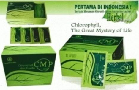 harga Cmp (chlorophyll mint powder) | box Tokopedia.com