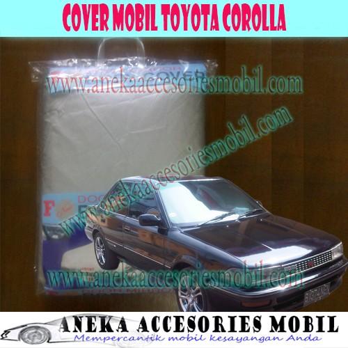harga Body cover//cover/selimut/sarung mobil toyota corolla dx/twincam Tokopedia.com