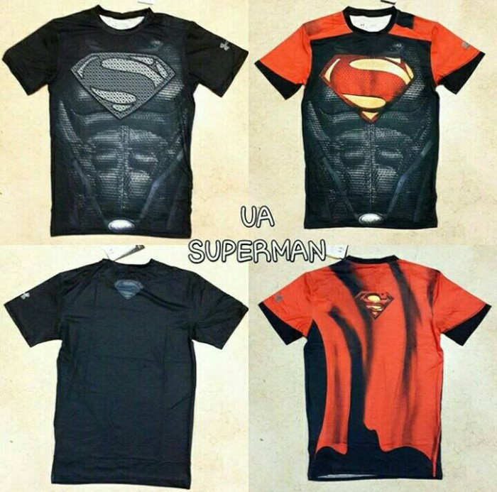 Jual Kaos Under Armour Superhero - Underscore  a02e376d95