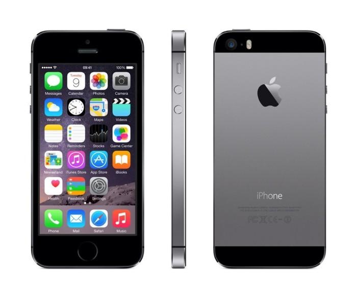 harga Apple iphone 5s 32gb grey garansi distributor 1 tahun Tokopedia.com
