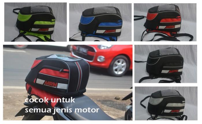 harga Tail bag / seat bag untuk semua motor matic, bebek, sport, trail Tokopedia.com