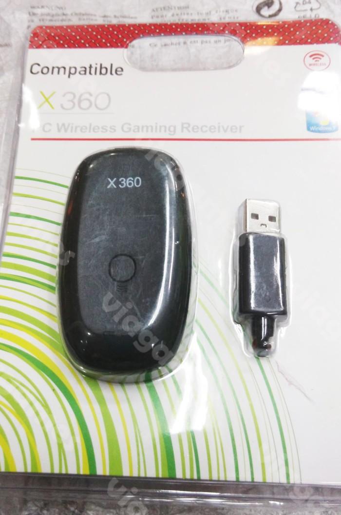 harga Pc wireless gaming receiver for stik x360 Tokopedia.com