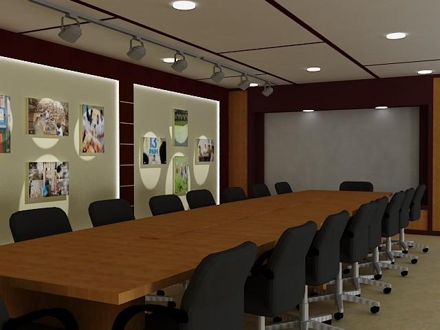 Jual desain ruang meeting woodsquare interior tokopedia for Software interiorismo