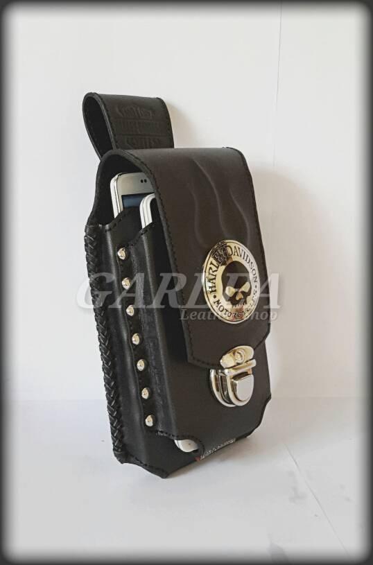 harga Dompet hp,tempat hp,sarung hp kulit harley/android 6.3 + 5.5 inchi Tokopedia.com
