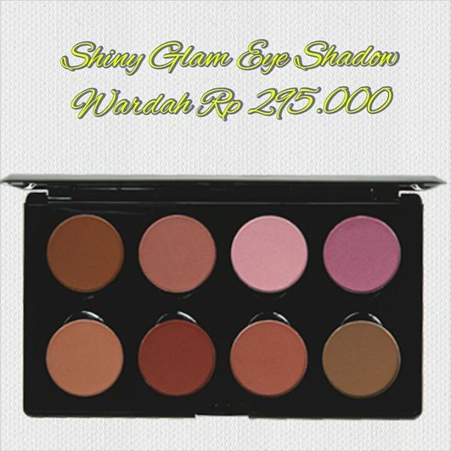 Harga Eyeshadow Palette Wardah | Amtmakeup.co