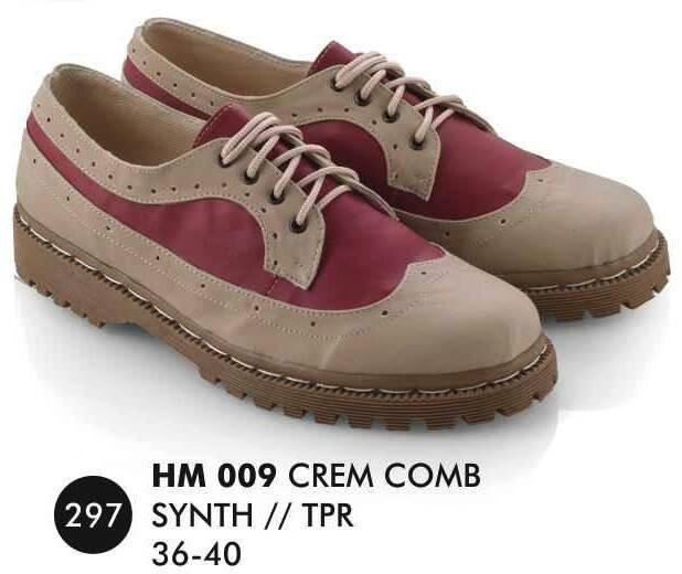 harga Sepatu semi boots radial wanita/ casual/ docmart/ punk/ feminin Tokopedia.com