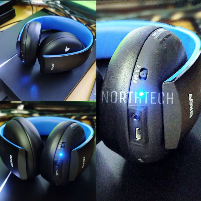 sony gold wireless headset. headset sony gold wireless stereo ps4 $