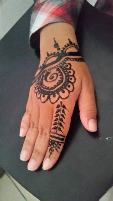 Jual Jasa Design Henna Art Barang Handmade Tokopedia