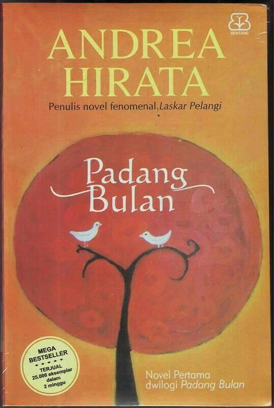 harga Padang Bulan / Andrea Hirata Tokopedia.com
