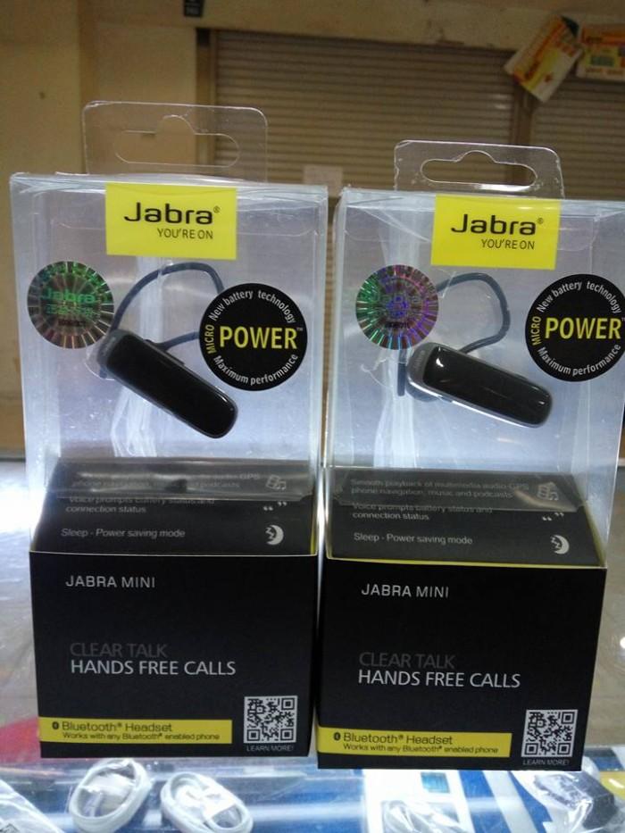 harga Bluetooth headset jabra mini Tokopedia.com