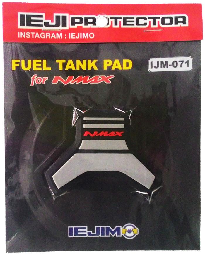 harga Yamaha nmax tankpad / cover tutup bensin abuabu / aksesoris motor nmax Tokopedia.com
