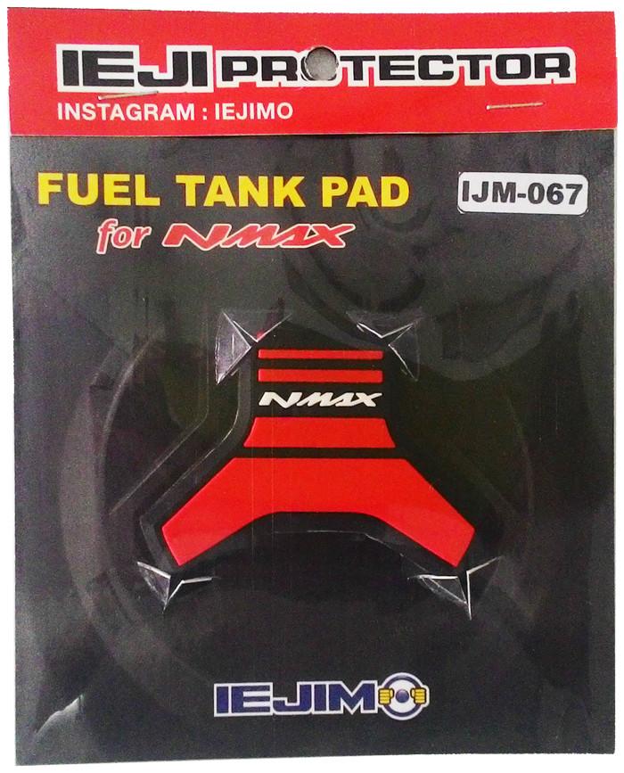 harga Yamaha nmax tankpad / cover tutup bensin merah / aksesoris motor nmax Tokopedia.com