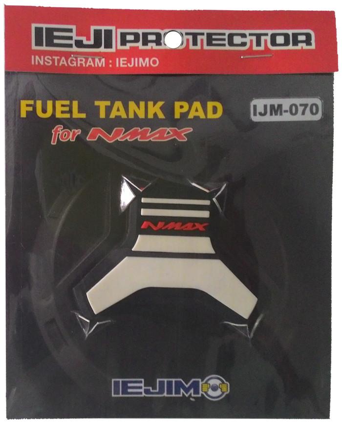 harga Yamaha nmax tankpad / cover tutup bensin putih / aksesoris motor nmax Tokopedia.com